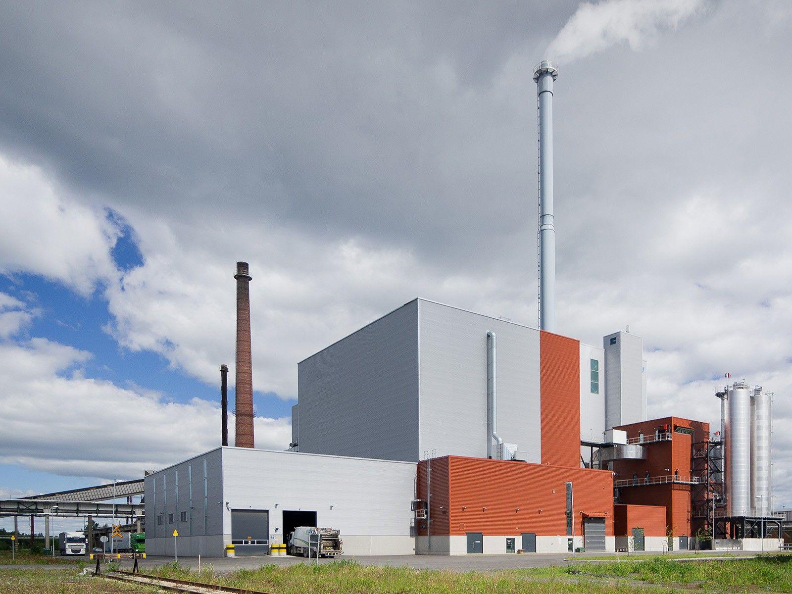 Oulun Energian ekovoimalaitos