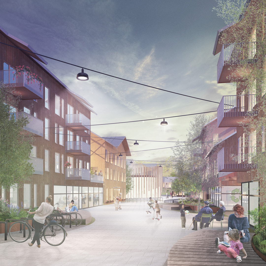 Tampereen Käräjätörmä havainnekuva