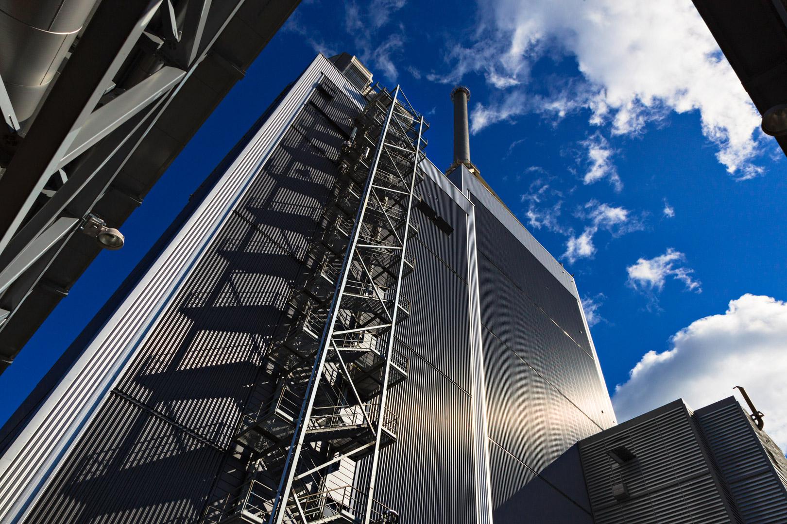 Lahti Energian kaasuvoimalaitos